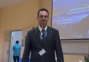 Dimitris Primalis