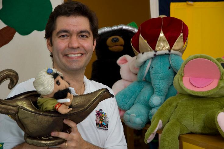 Juan is a specialist in teaching Young Learners