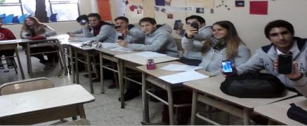 Fabiana's students : )
