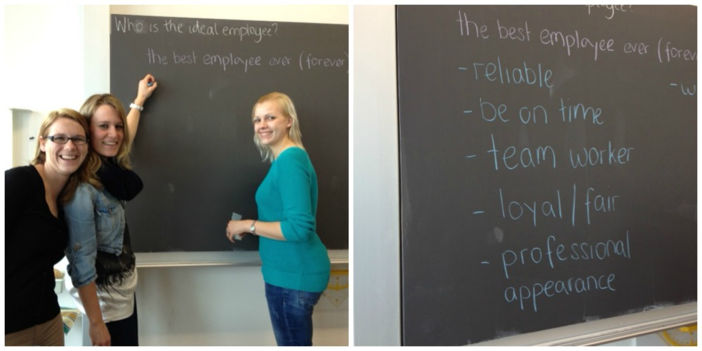 Presentations in English - The Students Take the Floor! (3/5)