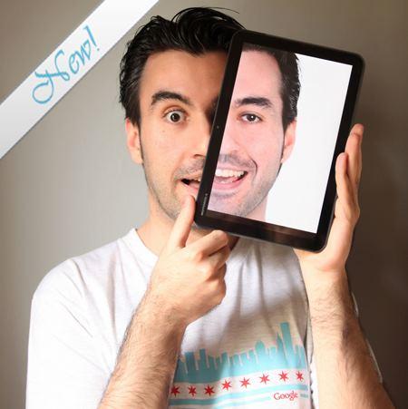 Interviewing Dimitris Tzouris - A Google Hangout